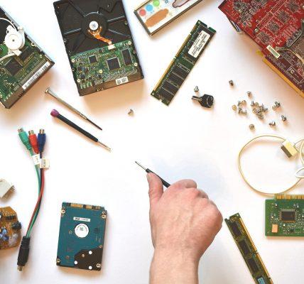 Naprawa laptopów - co najczęściej psuje się w laptopach